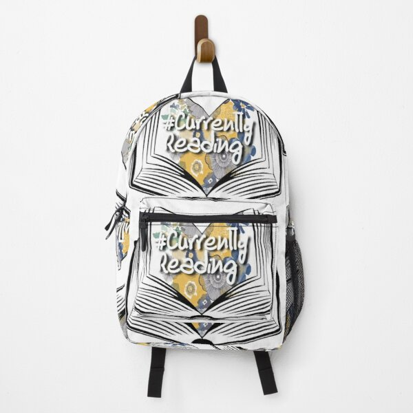 Currently Reading Backpack