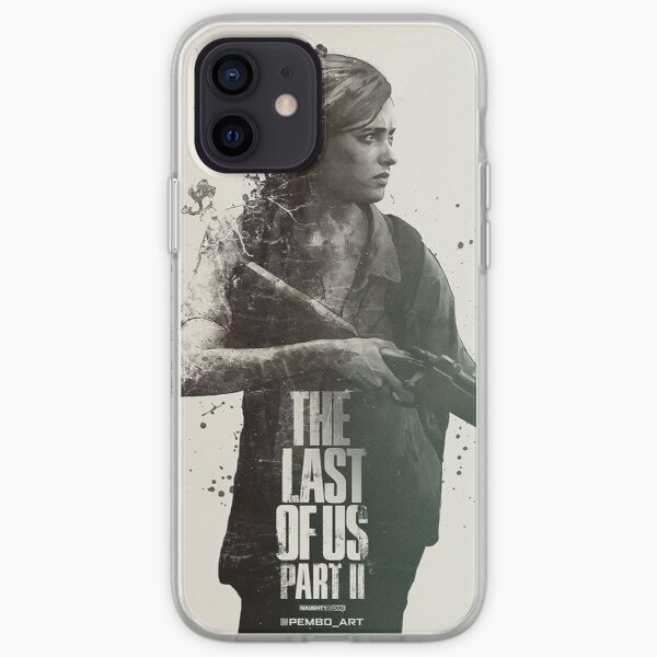 The last of us part II iPhone Soft Case