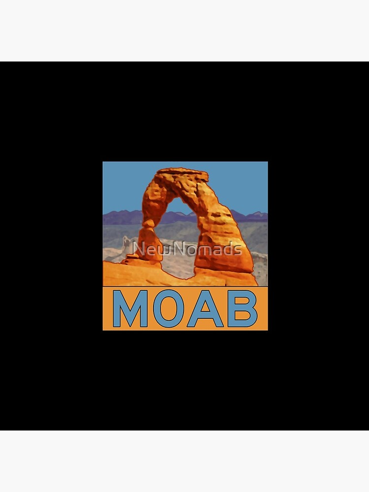 Moab Utah - Arches National Park - Delicate Arch by NewNomads