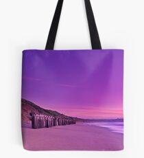 """Twilight Pastels"" Tote Bag"