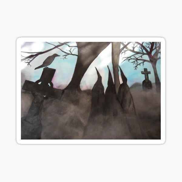 Three Witches Sticker