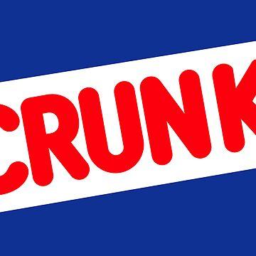 Crunk - Nestle Crunch parody by fsmooth