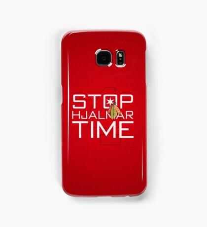 Stop, Hjalmar Time Samsung Galaxy Case/Skin