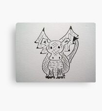 Little Dragon Canvas Print