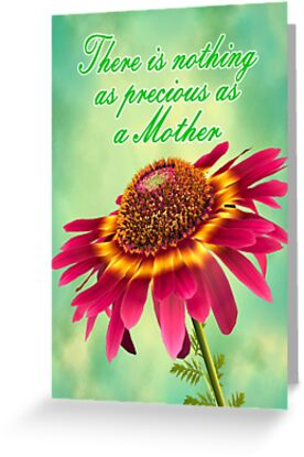 A Mother`s Flower by LoneAngel