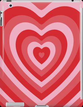 Powerpuff Girls Heart by Matthew James