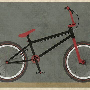 BMX Bike by AndyScullion
