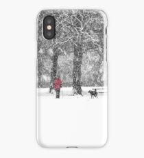 A Dash of Red iPhone Case/Skin