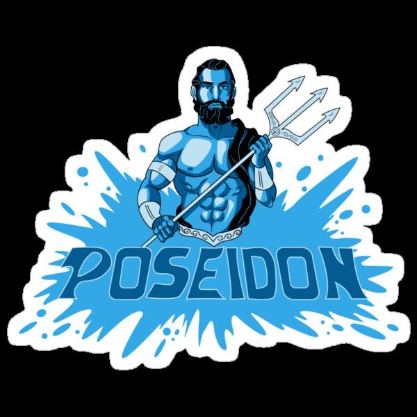 Poseidon by mbecks114