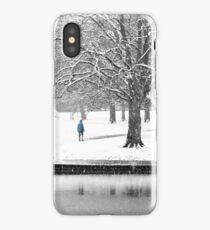Winter Blues iPhone Case/Skin