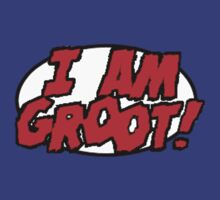 I AM GROOT! | Unisex T-Shirt