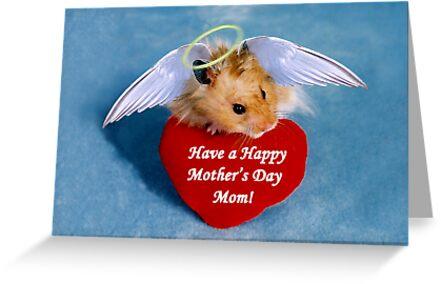 Mother's Day Hamster by jkartlife
