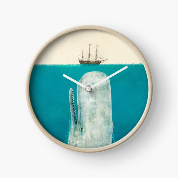 The Whale (Option) Clock