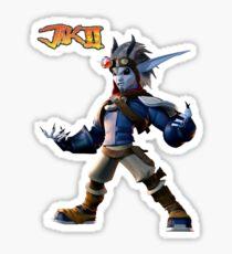 Dark Jak - Jak II Sticker