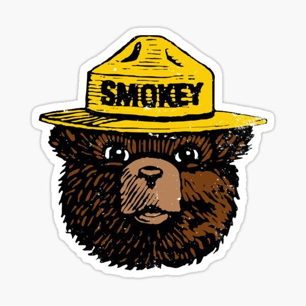 SMOKEY Sticker