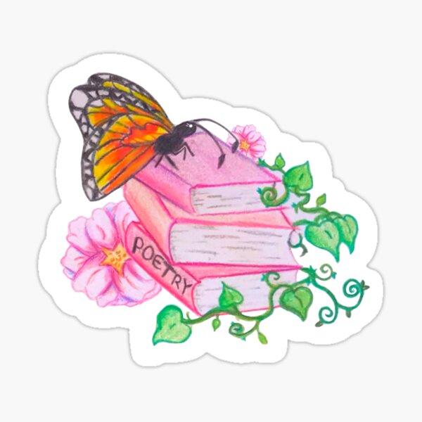 Garden Reading Sticker