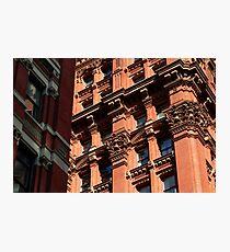 Potter Building Photographic Print