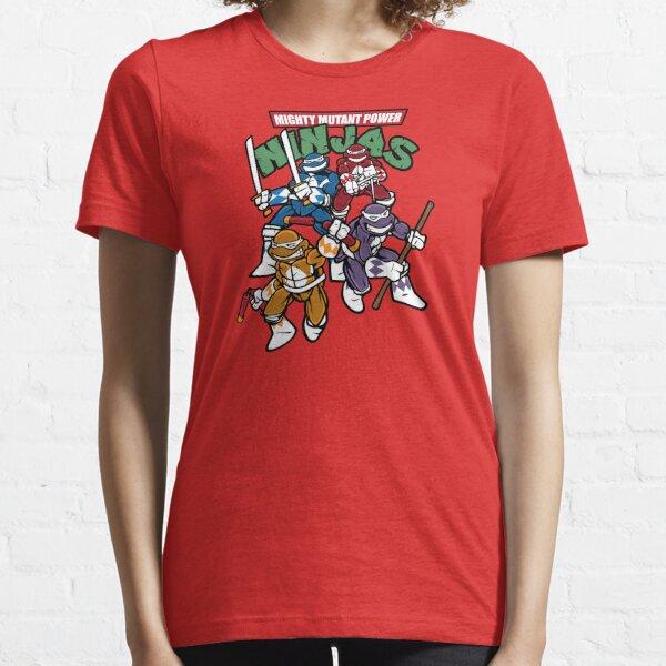 Mighty Mutant Power Ninjas! Essential T-Shirt