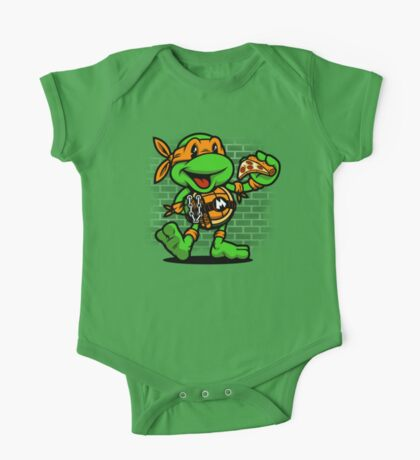 Vintage Michelangelo Kids Clothes