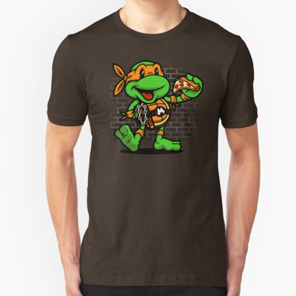 Vintage Michelangelo Slim Fit T-Shirt