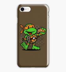 Vintage Michelangelo iPhone Case/Skin