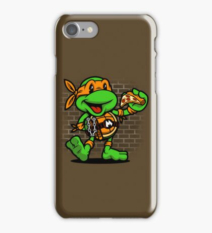 Vintage Michelangelo iPhone Case/Skin