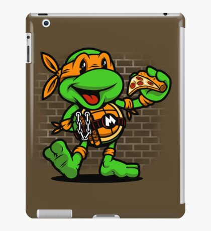 Vintage Michelangelo iPad Case/Skin