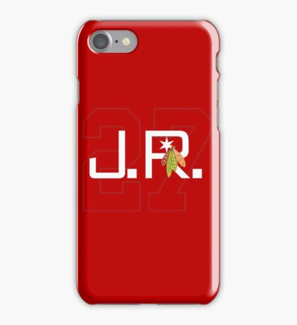 J.R. iPhone Case/Skin