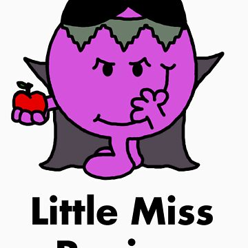 Little Miss Regina by carrieclarke