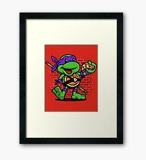 Vintage Donatello Framed Print