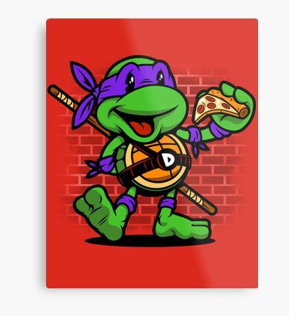 Vintage Donatello Metal Print