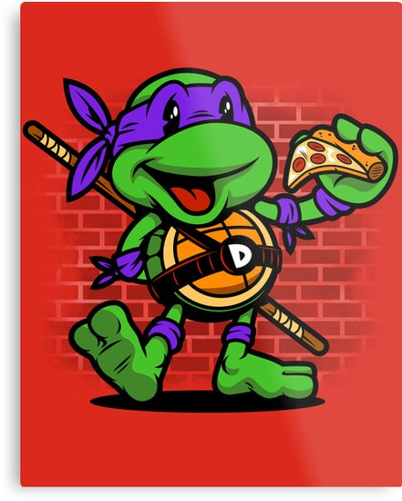 Vintage Donatello by harebrained