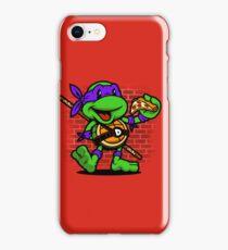Vintage Donatello iPhone Case/Skin