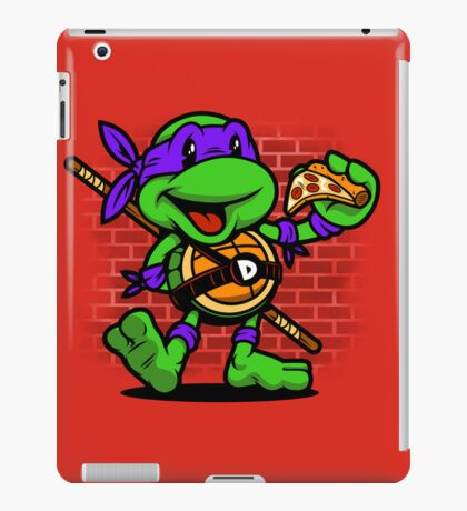 Vintage Donatello iPad Case/Skin