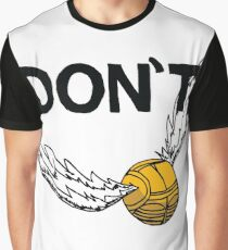 Don't Snitch Graphic T-Shirt