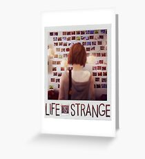 Life is strange Max Greeting Card