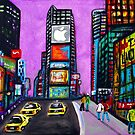Time Square by Laura Barbosa