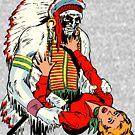 Big Chief Slap-A-Hoe by waxmonger