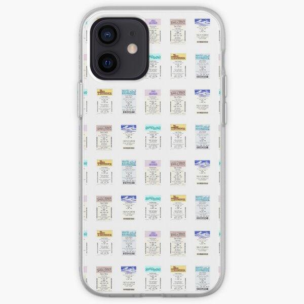FastPass Sticker Pack iPhone Soft Case
