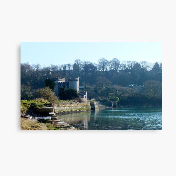 Radford Castle Canvas Print
