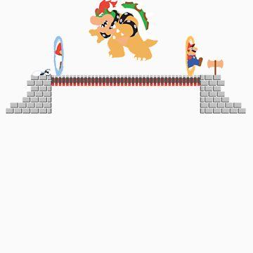 Mario's new Toy by dbizal