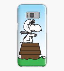 Snoopy! Samsung Galaxy Case/Skin