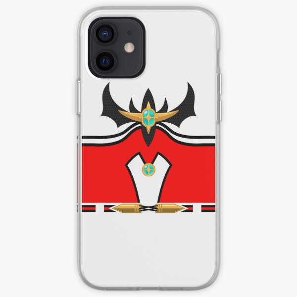 Jushin Liger ~ Red iPhone Soft Case