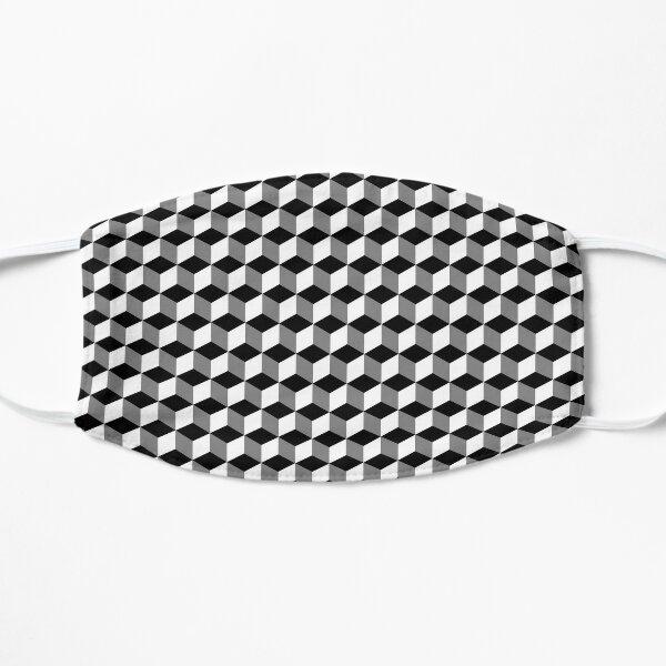 ILLusion, 3d cubes, Pattern Flat Mask