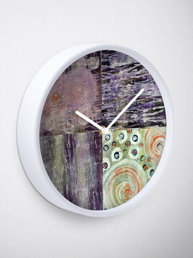 Alternate view of Four Corners Clock