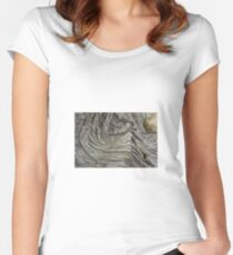 Cypress Root Women's Fitted Scoop T-Shirt