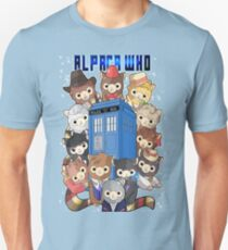 Alpaca Who Slim Fit T-Shirt