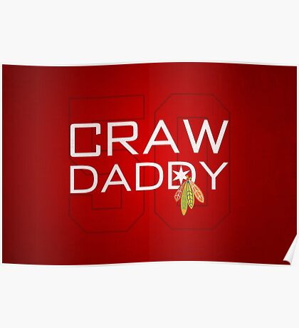 Craw Daddy Poster