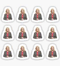 Leslie Knope Sticker