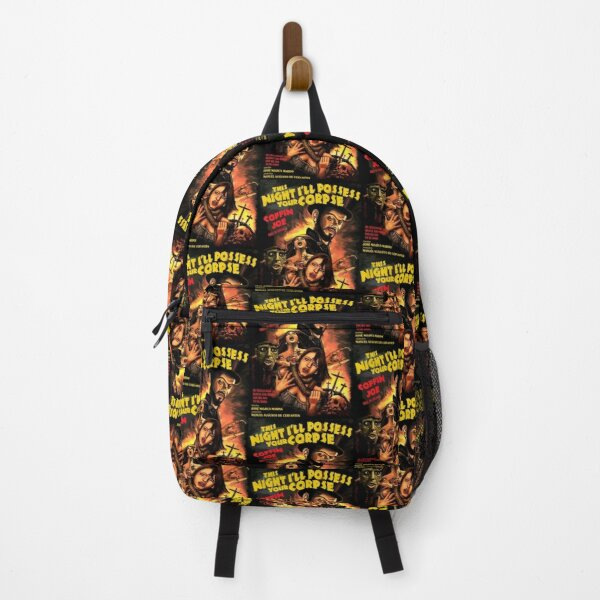 THIS NIGHT I'LL POSSESS YOUR CORPSE Backpack